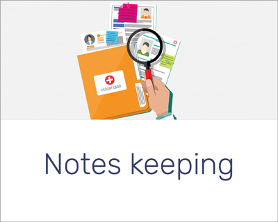 Keeping notes with OpusTime
